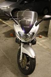 Kawasaki Z750s Y Reg,  14000 miles Immaculate condition £1800 ono