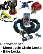 Bike Locks and Motorcycle Chain Lock