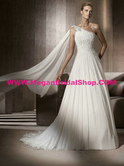 Discount designer allure bridal gowns