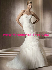 meganbridalshop offer cheap wedding dress