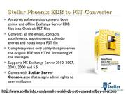 Christmas Offer - Buy combo of EDB to PST Converter & Exchange BKF Rec