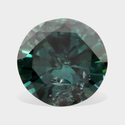Buy 50% off 0.13 Carat Green Color Round Diamond