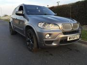 BMW X5 BMW X5 3.0SD M SPORT 58 head up,  pan roof,  Satnav,